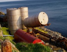 Diomede Bulk Fuel Upgrade