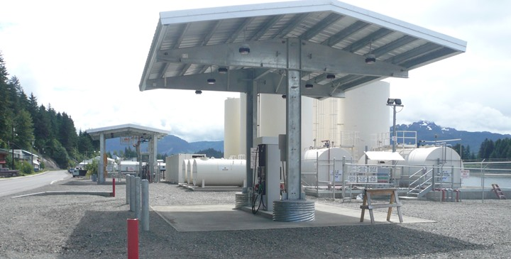 Hoonah Bulk Fuel Dispensing