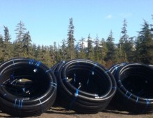 Hoonah Heat Recovery Piping Coils