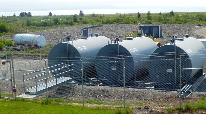 Innec, Inc. Bulk Fuel Upgrade