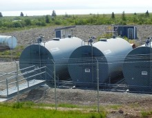 INNEC, Inc. Bulk Fuel Upgrade