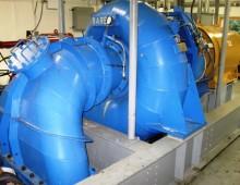 Pelican Hydro Turbine & Grid Integration