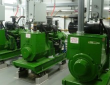 Tatitlek Power Plant Interior
