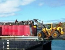 St. George Barge Offload Construction Admin