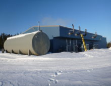 Fort Yukon Power Plant