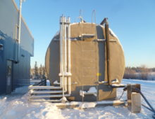 Fort Yukon Intermediate Fuel Tank
